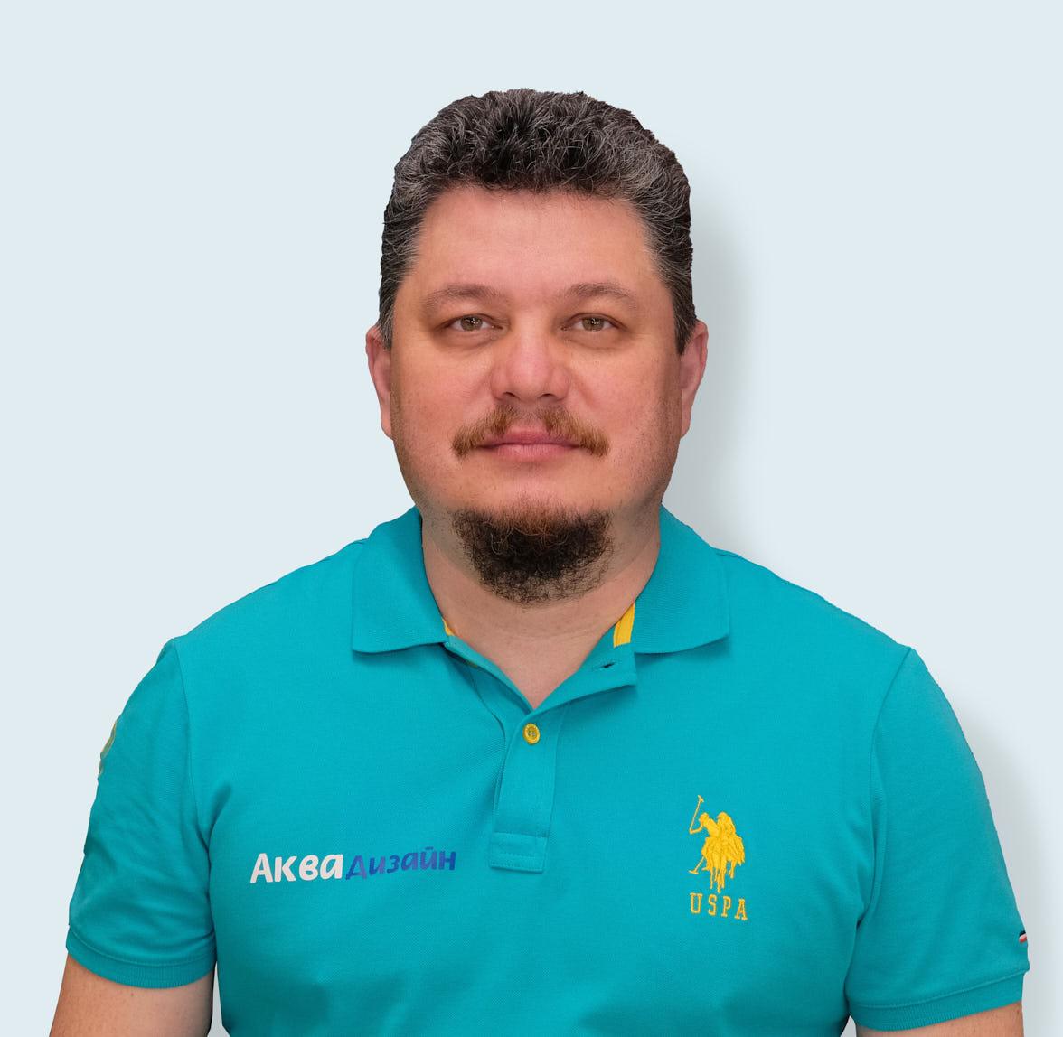 """Матнуров – директор салона аквариумов """"Аква Дизайн"""""""